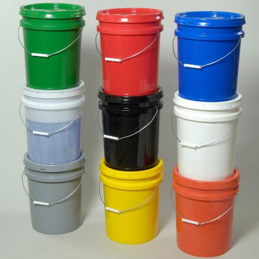 انواع سطل صنعتی